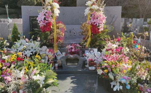 X JAPAN hideお墓