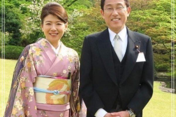 岸田文雄の嫁は裕子夫人!高学歴で英語が上手?経営者の家系だった!
